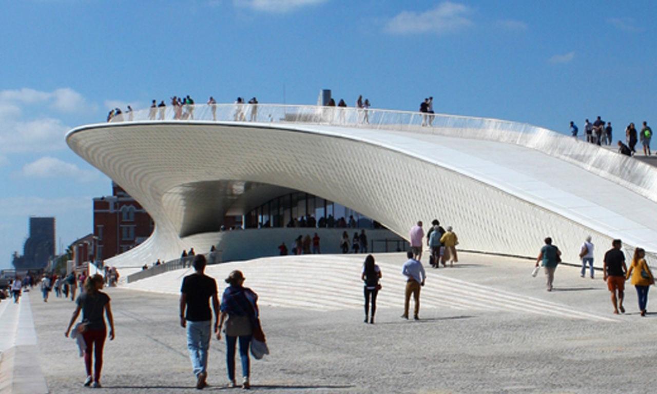 maat  u2013 museu de arte  arquitetura e tecnologia