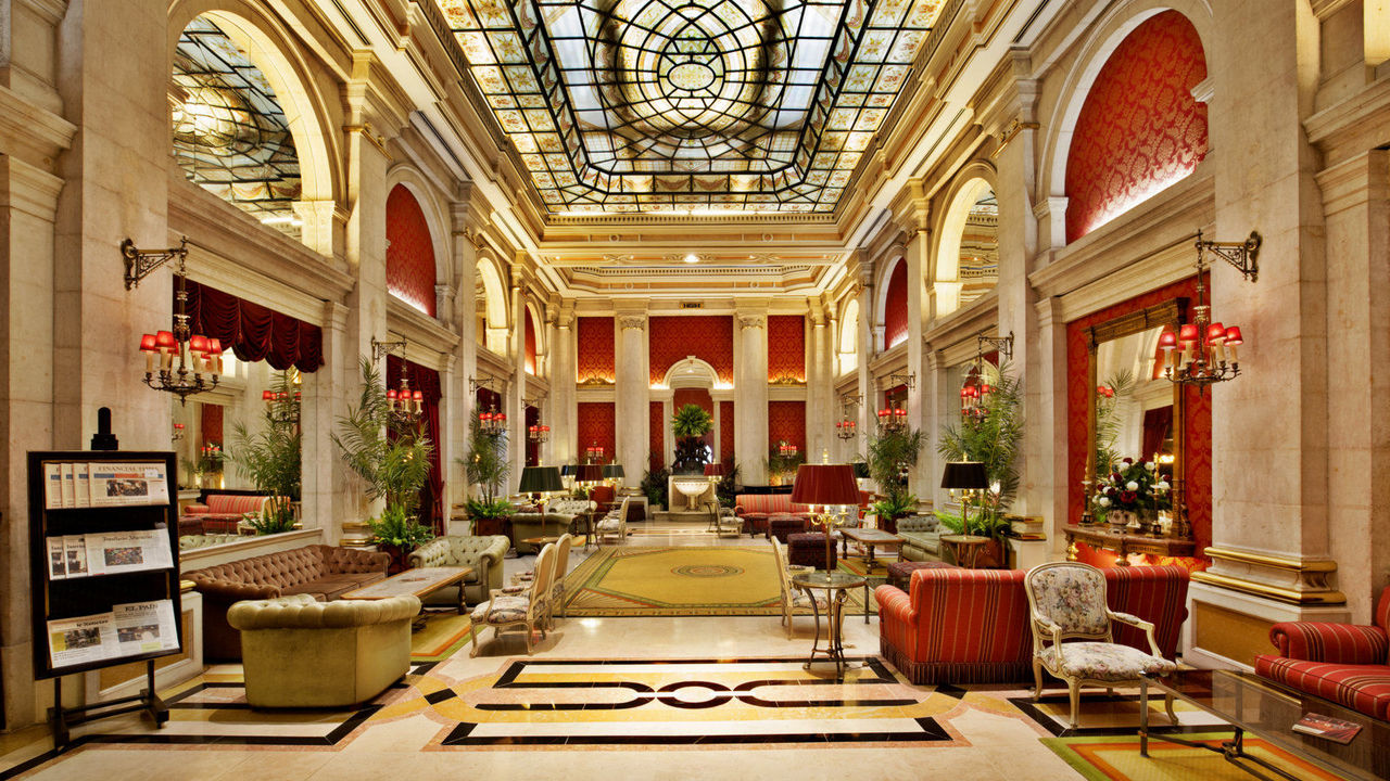 Gallery 360 hotel avenida palace take a virtual tour for Great small hotels